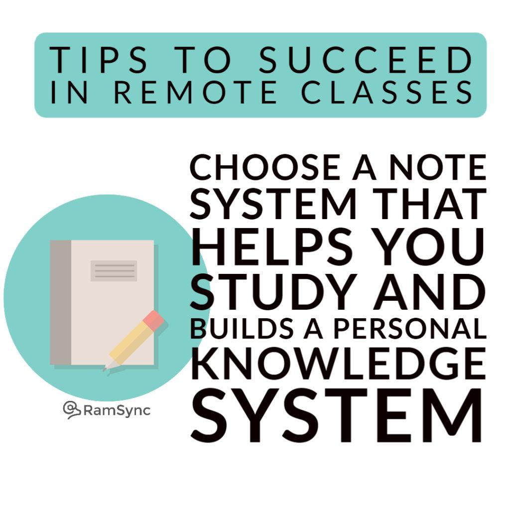 Tip 5: Take Good Notes!