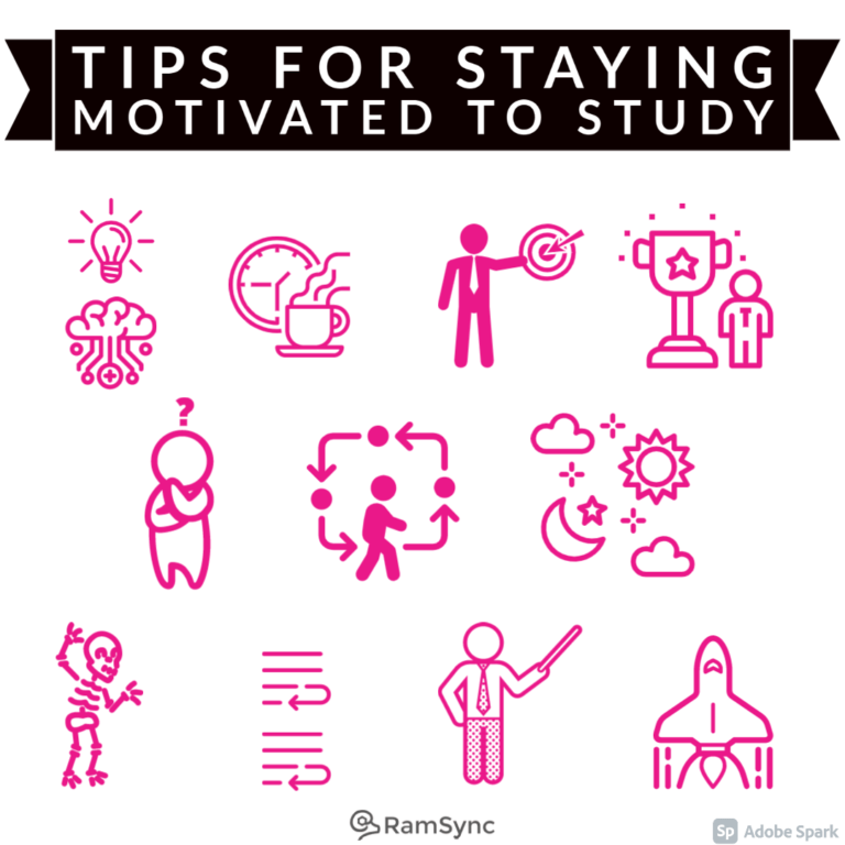 Staying Motivated to Study: Easily Build Your Success This Year!